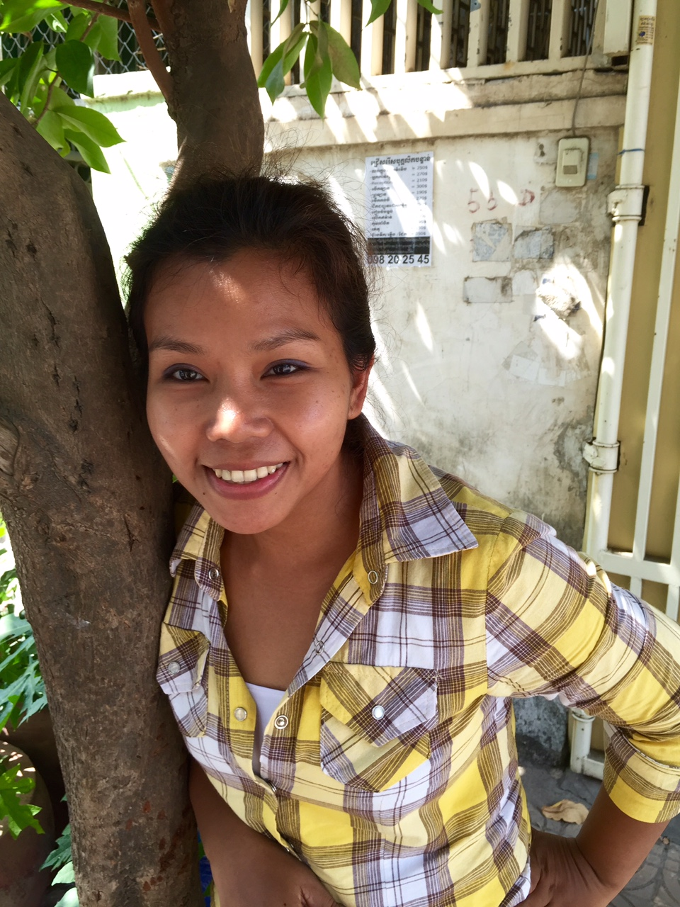 The Voice of Change – Sopheap's Story