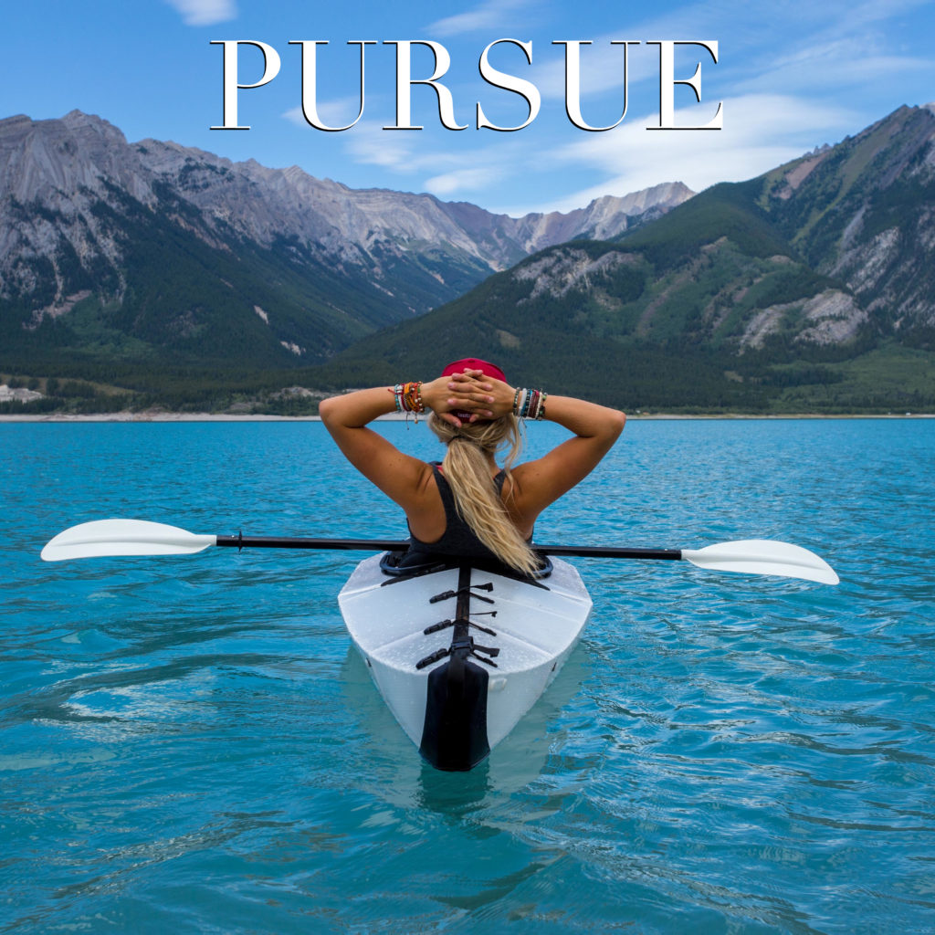 It's Time To Pursue